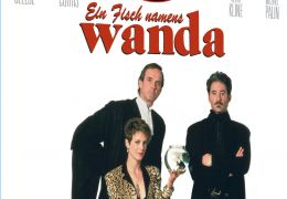 Ein Fisch namens Wanda - DVD-Cover
