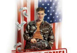 Army Go Home! - Poster - Joaquin Phoenix