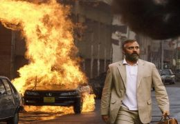 George Clooney Syriana  2005 Warner Bros. Ent.