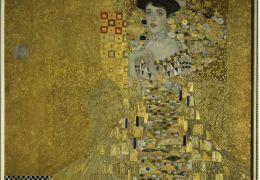 Adele Bloch-Bauer 1' von Gustav Klimt