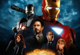 Iron Man 2 - Plakat