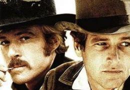 Paul Newman und Robert Redford in 'Zwei Banditen'