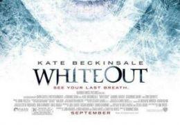 Whiteout - US Plakat