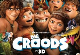 Die Croods - Hauptplakat