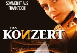 Das Koinzert - Deutsches Plakat