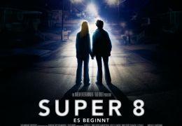 Super 8 - Hauptplakat