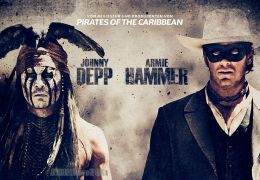 Lone Ranger - Internationales Poster