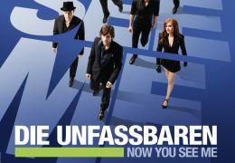 Die Unfassbaren - Now You See Me - Hauptplakat