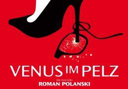 Venus im Pelz - Hauptplakat