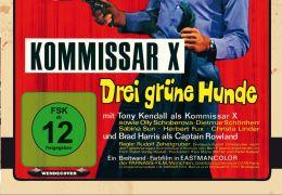 Kommissar X - Drei grüne Hunde