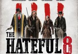 The Hateful Eight - Deutsches Hauptplakat