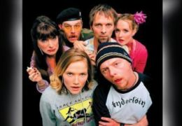 Spaced DVD-Cover