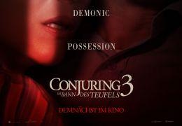 Conjuring 3: Im Banne des Teufels