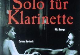 Solo für Klarinette - Poster