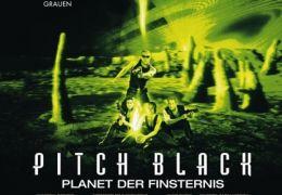 Pitch Black - Poster