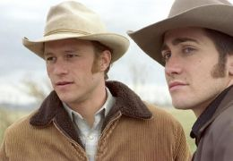 Heath Ledger, Jake Gyllenhaal Brokeback Moutain  TOBIS Film