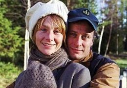 Desiree (Elisabet Carlsson) und Benny (Michael...erleih