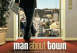 Man about Town DVD-Cover