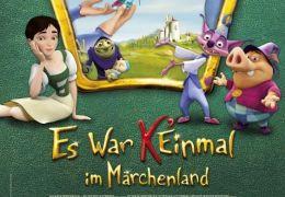 Es war k'einmal im Märchenland - Fillmplakat