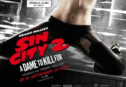Sin City: A Dame to Kill For - Charakter Plakat
