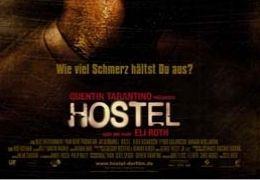 Hostel - Filmplakat