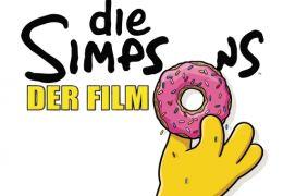 Die Simpsons - Der Film - Teaserplakat