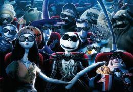 Nightmare before christmas in Disney 3D