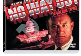 No Way Out - Es gibt kein Zurück - DVD-Packshot