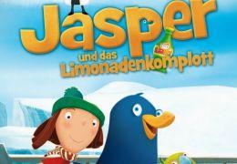 Jasper und das Limonadenkomplott - Kinoplakat