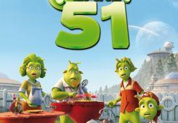 Planet 51 (Teaser-Plakat)