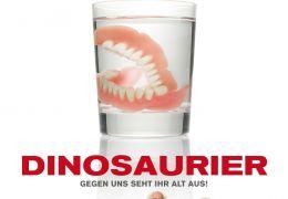 Dinosaurier - Gegen uns seht Ihr alle alt aus