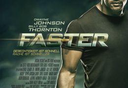 Faster - Hauptplakat