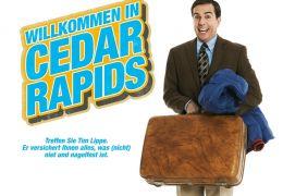 Willkommen in Cedar Rapids - Hauptplakat