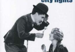 Lichter der Großstadt Filmplakat