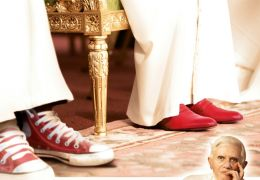 Francesco und der Papst - Hauptplakat