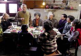 Ling Feng, Lisa Lu (Mitte) in 'Tuan Yuan'