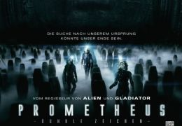 Prometheus - Dunkle Zeichen - Hauptplakat