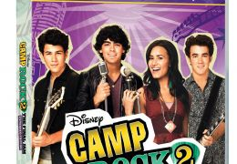 Camp Rock 2 - DVD-Cover