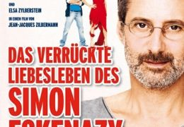 Das verrückte Liebesleben des Simon Eskenazy - Plakat