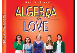Algebra in Love - DVD-Cover