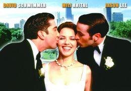 Zwei Männer, eine Frau und eine Hochzeit