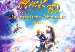 Winx Club - Das magische Abenteuer - Hauptplalat