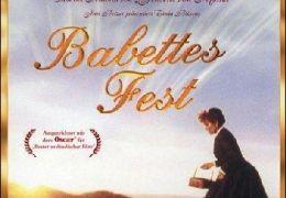 Babettes Fest - DVD-Cover