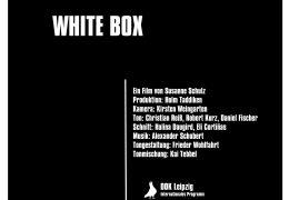 White Box - Poster