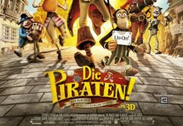 Die Piraten - Ein Haufen merkwürdiger Typen - Hauptplakat