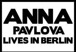 'Anna Pavlova lebt in Berlin'