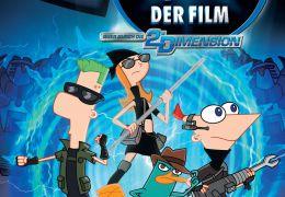 Disney Phineas und Ferb der Film - Quer durch die 2....nsion