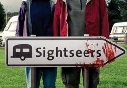 Sightseers - Alice Lowe (Tina) und Steve Oram (Chris)