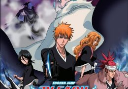Bleach The Movie 2: The DiamondDust Rebellion