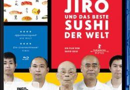 Jiro und das beste Sushi der Welt